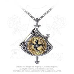 P670 - Astral Dragon Quadrant Locket