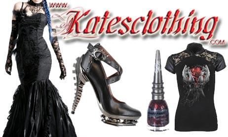 Kate's clothing