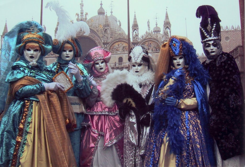 The Carnival of Venice! - Alchemy England Blog