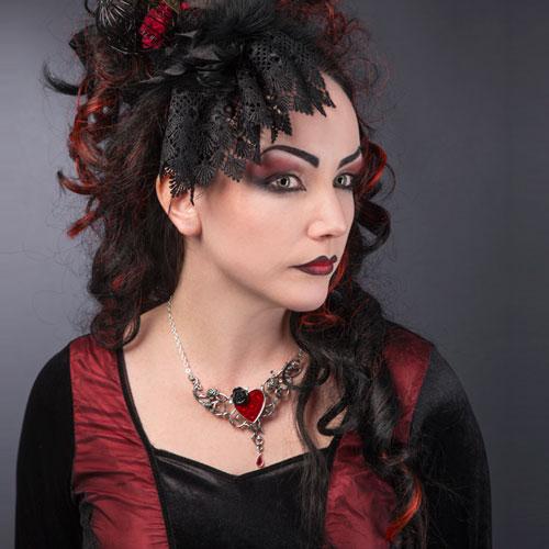 The Gothic Colour Palette