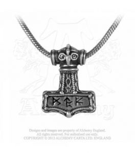 Bindrune Hammer (P338)