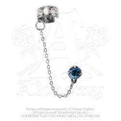 E223 - Diamond Pall Cuff Stud