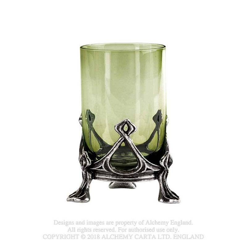 La fee Verte Shot Glass