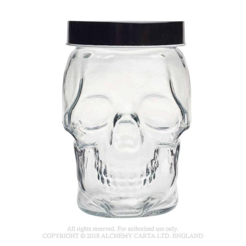 Skull Storage Jar