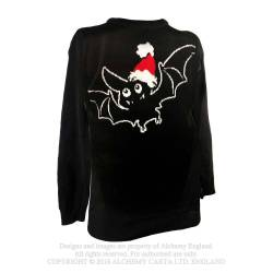 Merry Batmas Christmas Jumper