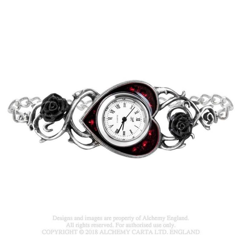 Bed Of Blood Roses Bracelet Watch