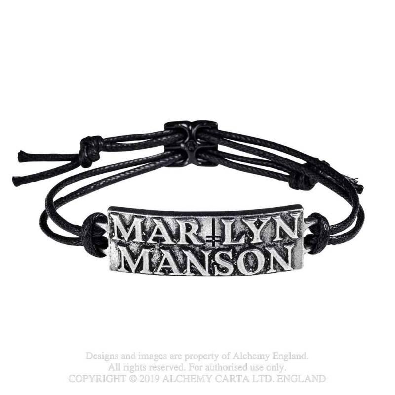 Marylin Manson: Logo