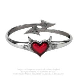 ULFA6 - Devil Heart - bangle