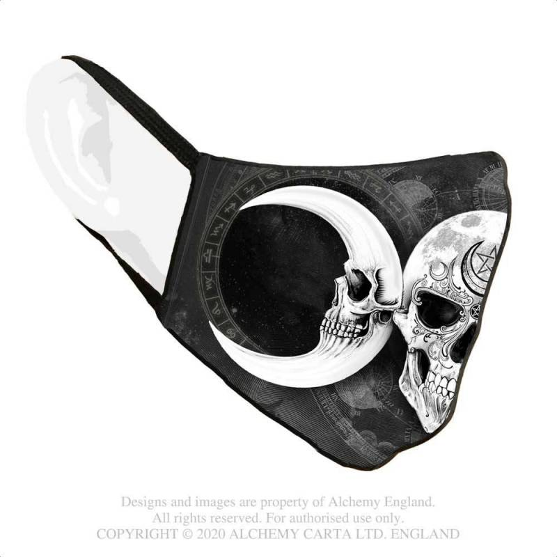 Dark Goddess sublima Mask