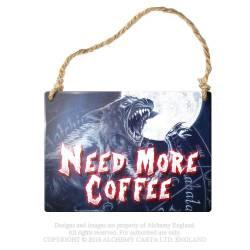 Need more coffee...
