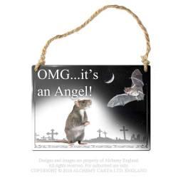 Omg...It's An Angel!