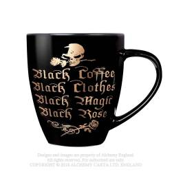 Black Coffee, Black Clothes...