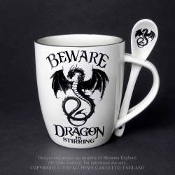 Dragon is Stirring: Mug and...