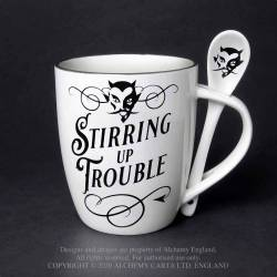 Stirring up Trouble: Mug...