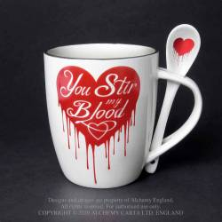 You Stir My Blood: Mug and...