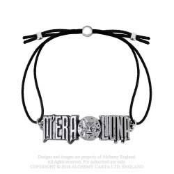 M'era Luna: Moon Logo Bracelet