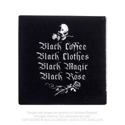 Black Coffee Black Clothes...