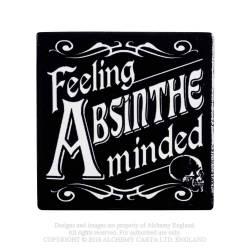 Feeling Absinthe Minded