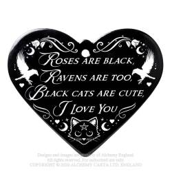 Roses Are Black - Poetic Heart
