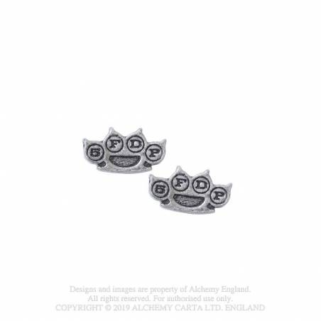 5FDP: Knuckle Duster Studs