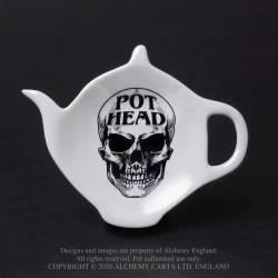 Pot Head: Tea Spoon...