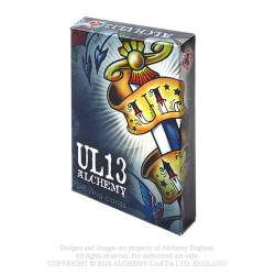 UL13 Playing Cards