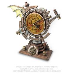The Stormgrave Chronometer