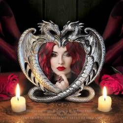 Dragon's Heart Photo Frame
