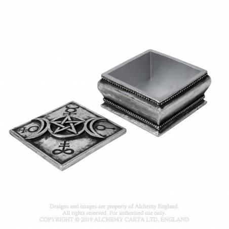 Triple Moon Spell Box
