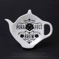 Purrfect Brew: Spoon Rest