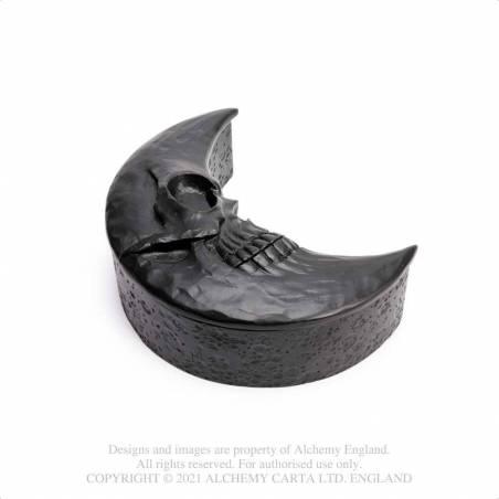 Skull Moon Box - Matte Black