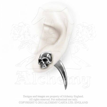 Tomb Skull Horn