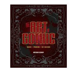 BK2 - Art of Gothic Book by Natasha Scharf
