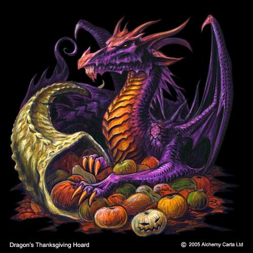 Dragon's Thanksgiving Hoard (CA205)