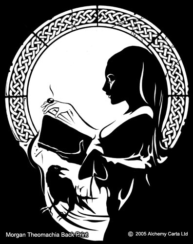 Morgan Theomachia Back Print (CA210)