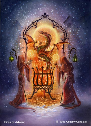 Fires of Advent (CA225)