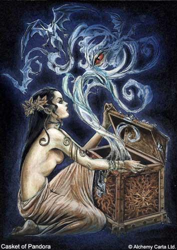 Casket of Pandora (CA232)