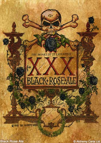 Black Rose Ale (CA285)