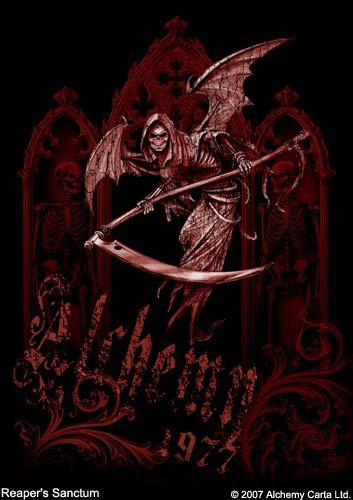 Reaper's Sanctum (CA312)