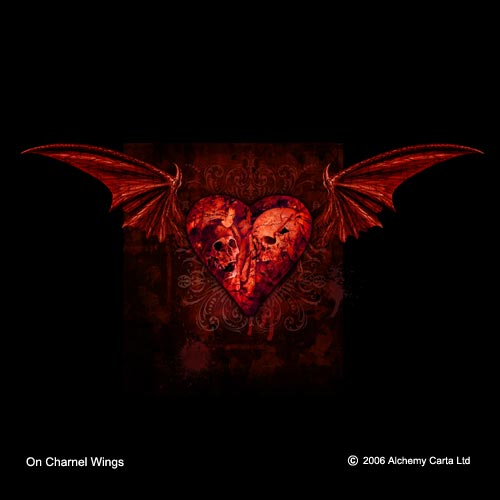 On Charnel Wings (CA314)