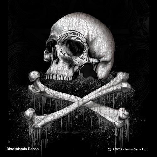 Blackbloods Bones (CA317)