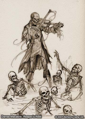 Danse Macabre - Reaper's Reel (CA358)