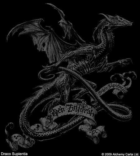 Draco Supientia (CA474)