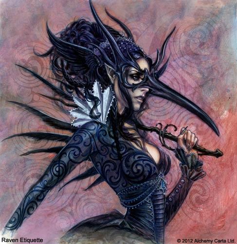 Raven Etiquette (CA646)
