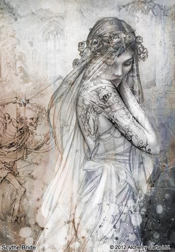 Scythe Bride (CA682)