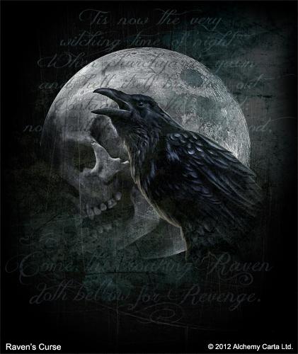 Raven's Curse (CA694)