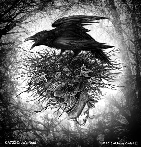 Crow's Nest (CA722)