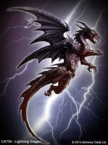 Lightning Dragon (CA734)