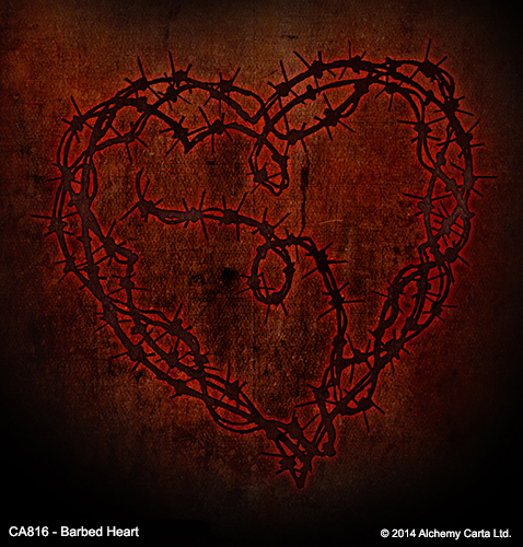 Barbed Heart (CA816)