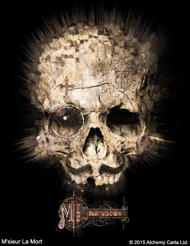 M sieur La Mort (CA856)